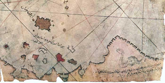 I misteri della mappa di Piri Reis - 1